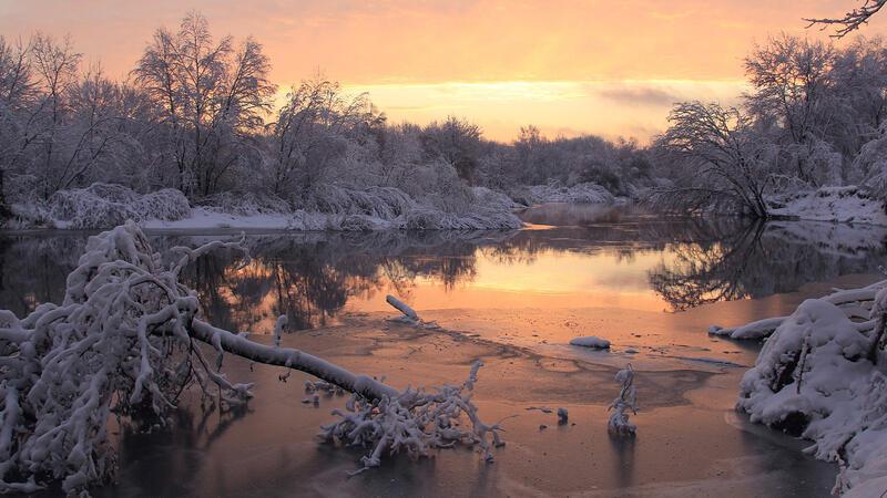 Лучшие фотообои зимы на рабочий стол / часть 2 Природа, Лучшие фотообои зимы на рабочий стол, Обои для рабочего стола, Зима, Леса, Закат солнца, Восход солнца id271741353
