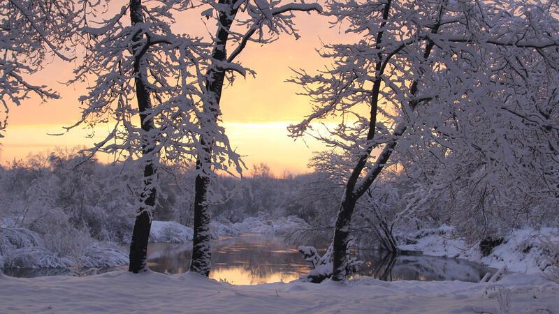 Лучшие фотообои зимы на рабочий стол / часть 2 Природа, Лучшие фотообои зимы на рабочий стол, Обои для рабочего стола, Зима, Леса, Закат солнца, Восход солнца id1808361788
