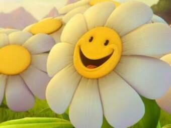 Ветер встретил прекрасный Цветок и влюбился в него. Пока он нежно...