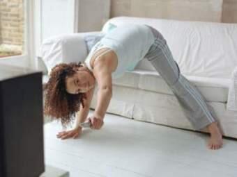 Фитнес в домашних условиях, это стало реально !!!!!