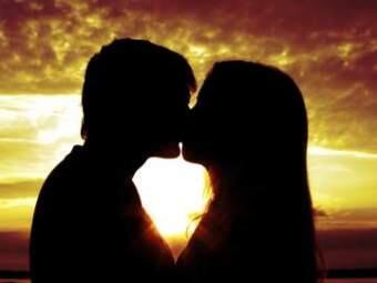 Самая редкая история поцелуя