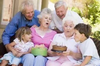 Tips for a romantic old age