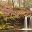 Обои загадочных Водопадов Природа, Водопады, Горы, Лес, Закаты, Восходы id126790361