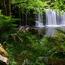 Шпалери загадкових Водоспадів Природа, Водоспади, Гори, Ліс, Захід Сонця, Схід Сонця id1847589706