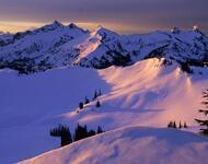 The best winter wallpaper on your desktop / part 2 Природа, The best winter wallpaper on your desktop, Desktop Wallpapers, Winter, Forests, Sunset, Sunrise id1522064730