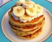 Дуже ароматні бананові млинці